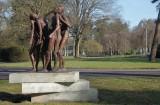 Monument op terrein Dennenoord